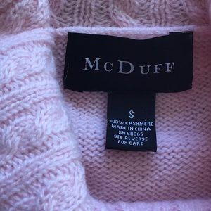 McDuffy Cashmere Sweater